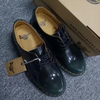 ドクターマーチン(Dr.Martens)の♡Dr. Martens♡ Uk4 3ホール ドクターマーチン ブーツ 黒正規品(ブーツ)