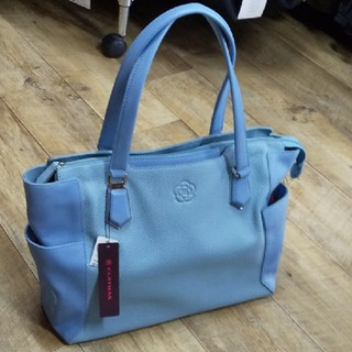 CLATHAS - 最安値新品【LL】CLATHASレザーバッグ