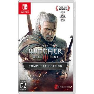 Nintendo Switch - Witcher 3: Wild Hunt 北米版
