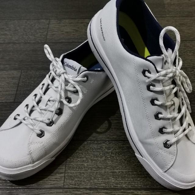 Columbia(コロンビア)のcolumbia ホーソンレイン2ロウ ウォータープルーフ   メンズの靴/シューズ(スニーカー)の商品写真