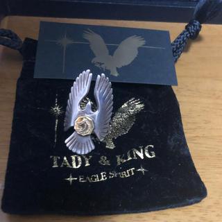 ゴローズ(goro's)のタディ&キング  tady&king イーグルリング レギュラー 14.15号(リング(指輪))