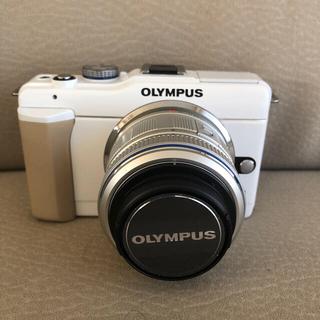 OLYMPUS - PLYMPUS PEN ミラーレスカメラ