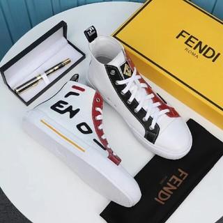 フェンディ(FENDI)のFENDI スニーカー  24-27cm (スニーカー)