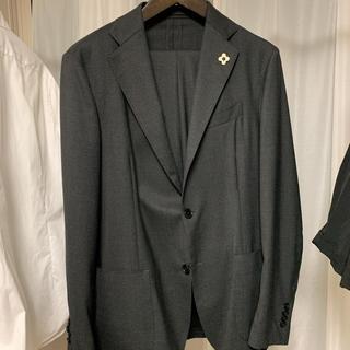 バーニーズニューヨーク(BARNEYS NEW YORK)のLARDINI easy スーツ(セットアップ)