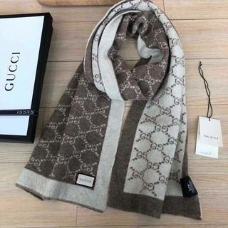 Gucci - gucci マフラー  新品