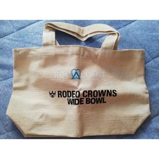 RODEO CROWNS WIDE BOWL - 非売品 ロデオクラウンズ ミニトート ミニトートバッグ