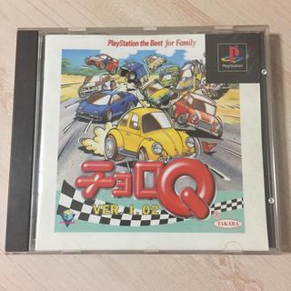 プレイステーション(PlayStation)のチョロQ ver1.08(家庭用ゲームソフト)