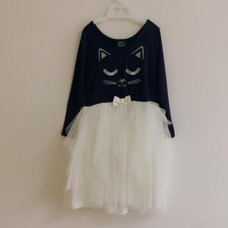 綺麗な キッズドールドレス110cm (ドレス/フォーマル)