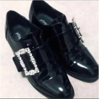ジェフリーキャンベル(JEFFREY CAMPBELL)のエナメルシューズ(ローファー/革靴)