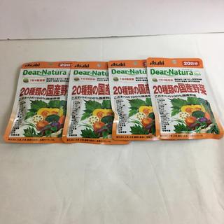 アサヒ(アサヒ)のアサヒ ディアナチュラ 20種類の国産野菜 4袋(その他)