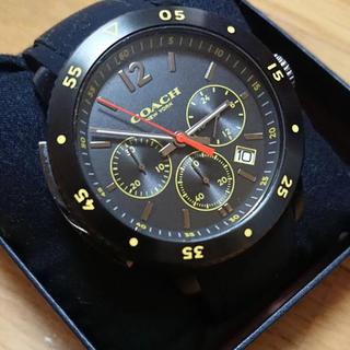 コーチ(COACH)のコーチ  腕時計 美品(腕時計(アナログ))