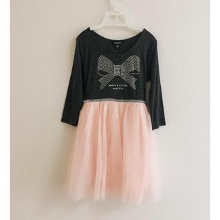 綺麗な キッズドールドレス100cm(ドレス/フォーマル)