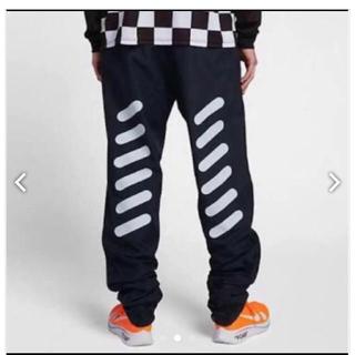 オフホワイト(OFF-WHITE)のnike off-white track pants トラックパンツ(その他)