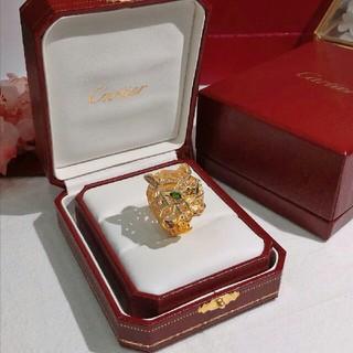 カルティエ(Cartier)のカルティエ リング 動物 Cartier(リング(指輪))