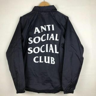 アンチ(ANTI)のアンチソーシャルソーシャルクラブ コーチジャケット Mサイズ(ナイロンジャケット)