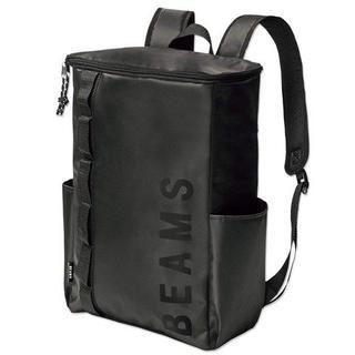 ビームス(BEAMS)のsmart 付録 BEAMS  ボックス型バックパック(バッグパック/リュック)