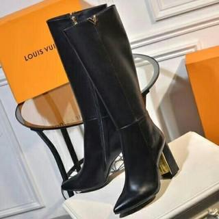 LOUIS VUITTON - LOUIS VUITTON ブーツ 22.5cm-25cm