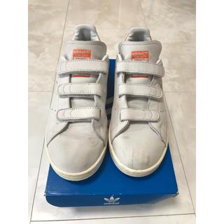 adidas - adidas スタンスミス ベルクロ オレンジ 24cm