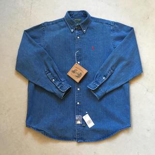 POLO RALPH LAUREN - 【vintage】 POLO COUNTRY denim shirt L