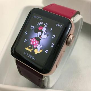 アップルウォッチ(Apple Watch)のピンク Apple Watch series2 絶版色  アップルウォッチ(その他)
