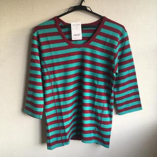 アーバンリサーチ(URBAN RESEARCH)のURBAN RESEARCH リップルUネックT (Tシャツ/カットソー(七分/長袖))