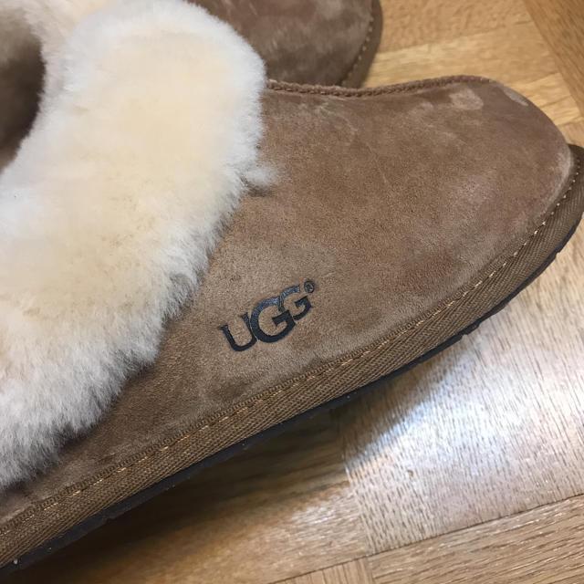 UGG(アグ)のUgg スリッパ 新品 レディースの靴/シューズ(スリッポン/モカシン)の商品写真