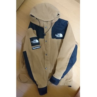 Supreme - 10aw supreme north face waxed cotton bro