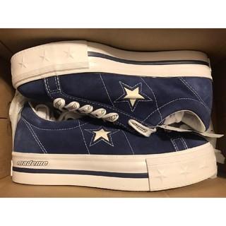 コンバース(CONVERSE)の厚底 プラットフォーム converse mademe コラボ one star(スニーカー)