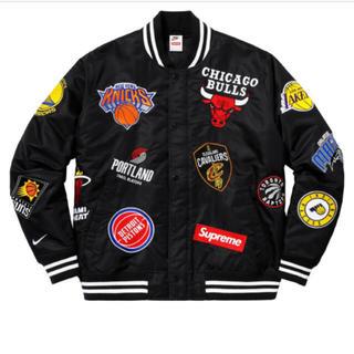 Supreme - Supreme NIKE NBA Teams Warm up Jacket L