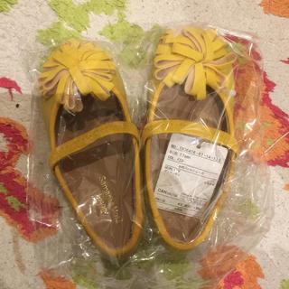 サマンサモスモス(SM2)のSM2 女の子 靴 17cm 新品未使用(スリッポン)