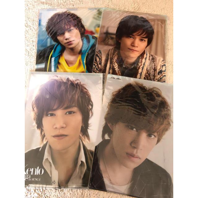 Kis-My-Ft2(キスマイフットツー)のKis-My-Ft2 千賀健永 ファイル エンタメ/ホビーのタレントグッズ(アイドルグッズ)の商品写真