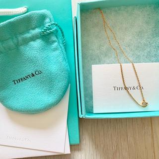 Tiffany & Co. - ティファニーバイヤザードネックレス