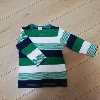 ムージョンジョン(mou jon jon)のロンT☆ムージョンジョン☆サイズ80(Tシャツ)