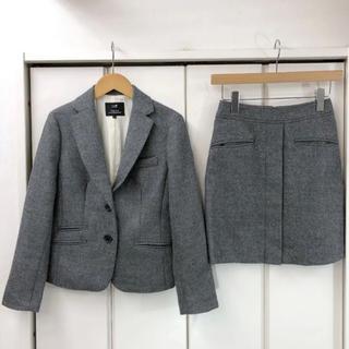 ニジュウサンク(23区)の美品!23区 PONTETORTO スカート スーツ(32/30)(スーツ)