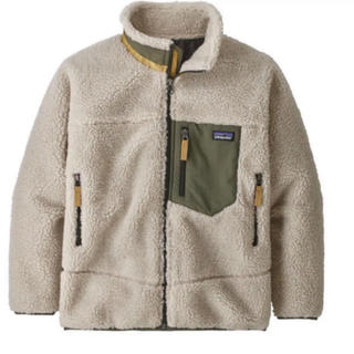 patagonia - 新品 未使用♡patagonia パタゴニア レトロX キッズ XXL