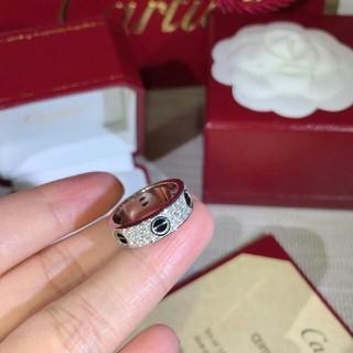 カルティエ(Cartier)のCartier 満天の星の指輪 (リング(指輪))