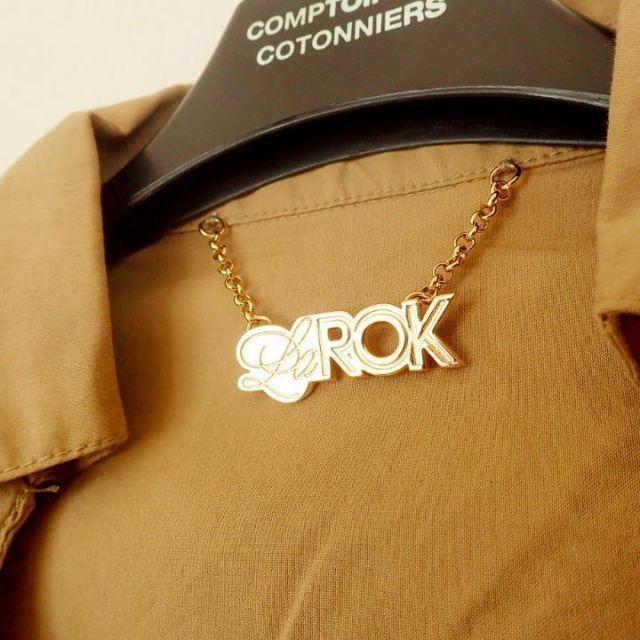 BARNEYS NEW YORK(バーニーズニューヨーク)のLaROKラロークの半袖シャツ/サイズXS レディースのトップス(Tシャツ(半袖/袖なし))の商品写真