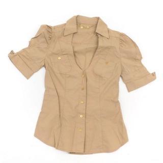 BARNEYS NEW YORK - LaROKラロークの半袖シャツ/サイズXS