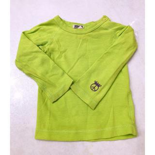 エフオーキッズ(F.O.KIDS)のF.O.KIDS 袖ワンポイントロンT(Tシャツ)