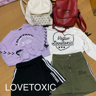 lovetoxic - unico様専用 LOVETOXIC ☆