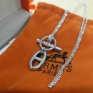 エルメス(Hermes)の美品!Hermes エルメス レディース ネックレス オシャレ ファッション(ネックレス)