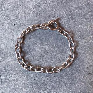 フリークスストア(FREAK'S STORE)のSimple chain bracelet No.113(ブレスレット/バングル)