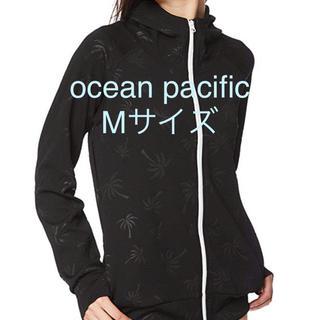 OCEAN PACIFIC - 新品タグ付き Ocean Pacific  UVパーカーZIPラッシュガード M