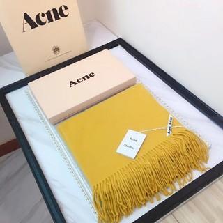 ACNE - 大人気!新品!Acne Studios マフラー
