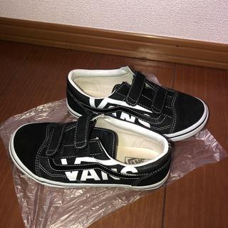 ヴァンズ(VANS)のキッズバンズスニーカーお買い得‼️  11月20日までの期間限定価格💕(スニーカー)