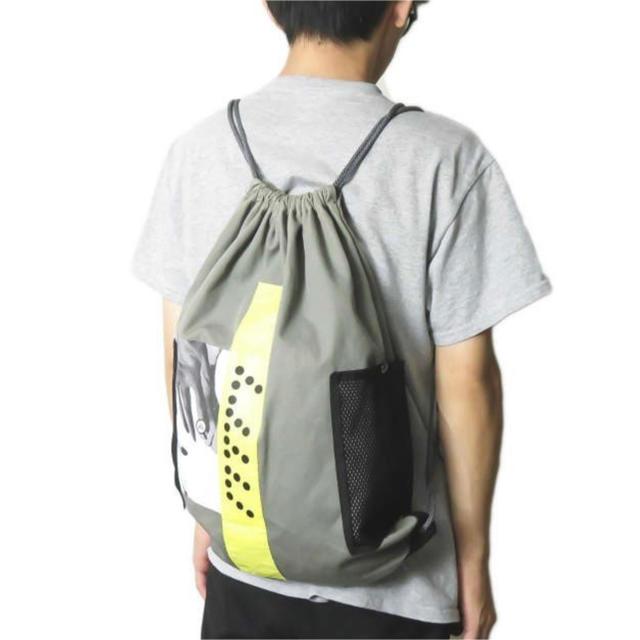 BEAMS(ビームス)のC.E ナップサック 2018aw メンズのバッグ(バッグパック/リュック)の商品写真