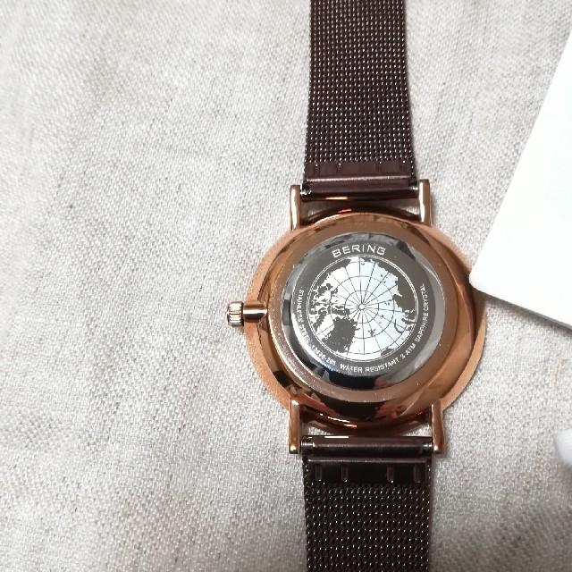 SKAGEN(スカーゲン)のBERING ベーリング  レディースのファッション小物(腕時計)の商品写真