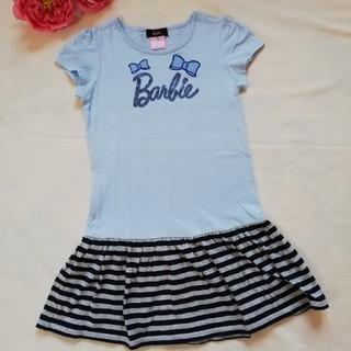 バービー(Barbie)のBarbie ワンピース 140(ワンピース)