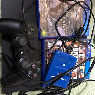 PlayStation4 - PlayStation®4 ジェット・ブラック 500GB CUH-2100A…