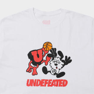 UNDEFEATED - verdy × undefeated Tシャツ tee Lsize